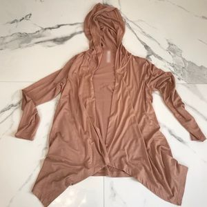 """boutique Sweaters - 🤚RESERVED! """"LEISURIST"""" Slinky Pocket Hoodie"""